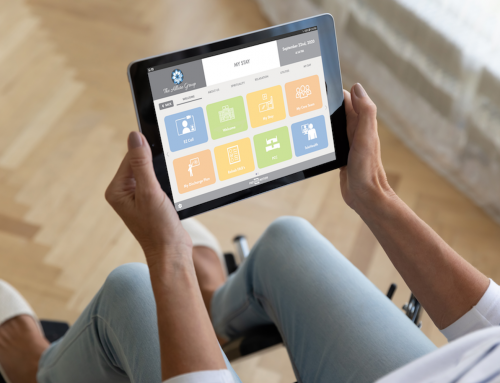 App enables video-chat for nursing home residents, hospitalized patients