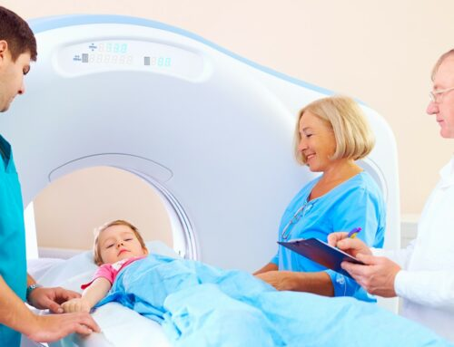 How AI can Enable Significantly Reduced Pediatric CT Dose Without Jeopardizing Image Quality
