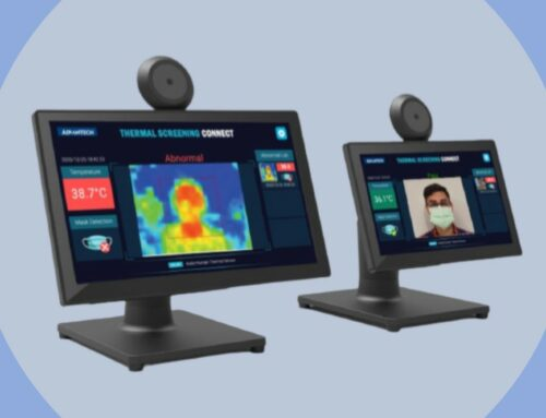 Advantech Launches One-to-One Thermal Screening Kiosk