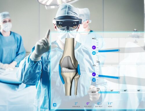 Augmented Reality Glasses for Surgeons