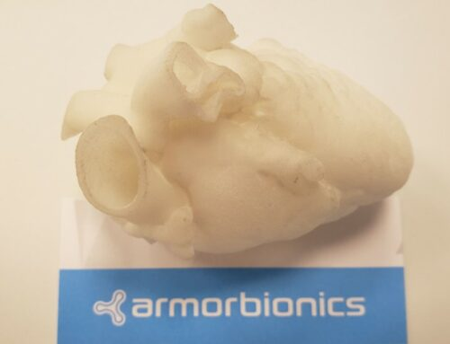 Armor Bionics Signs Exclusive 3D Printing Deal with Shapeways