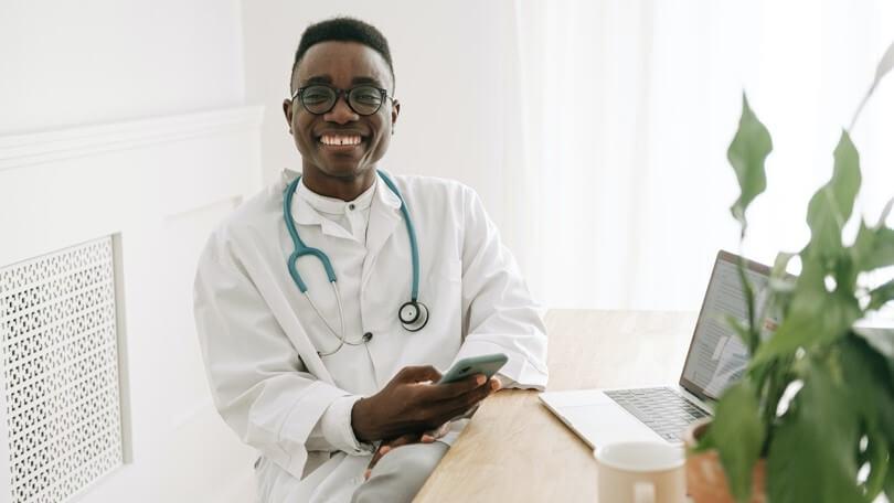 Digital Health doctor
