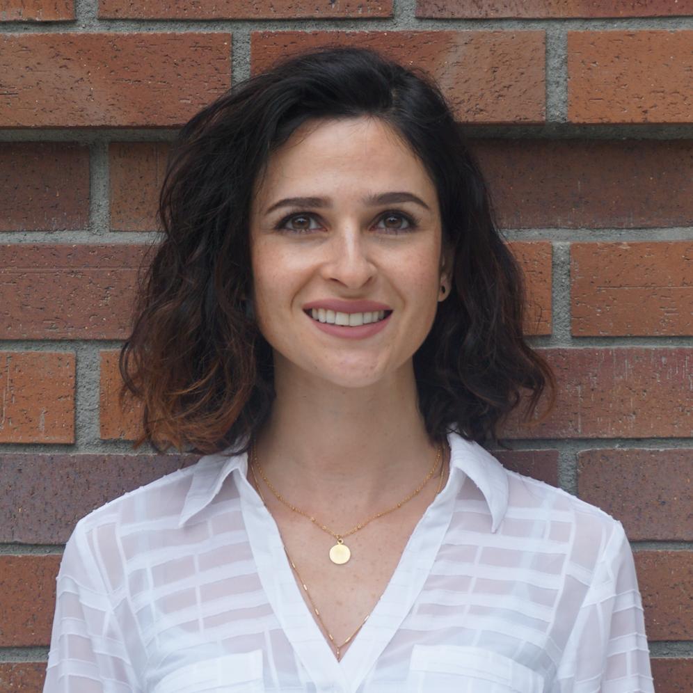 Headshot of Sarine Babikain