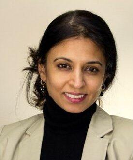 Headshot of Krithika Srivats