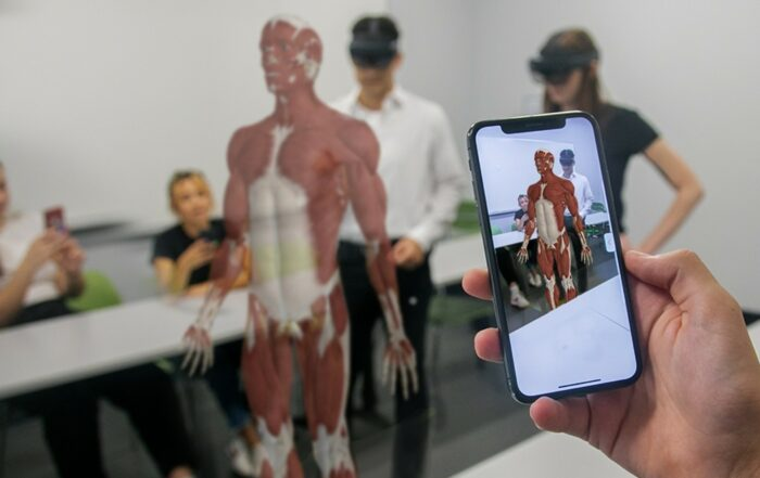 Digital Healthcare Augmented Reality