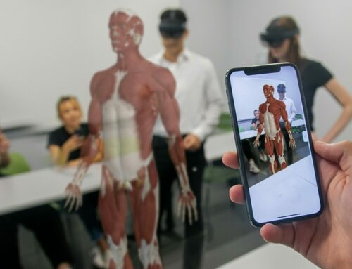 New Remote Features for HoloHuman 3D Immersive Anatomy App